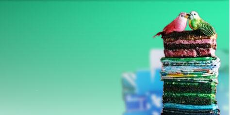 Сайт компании «Мир тканей»
